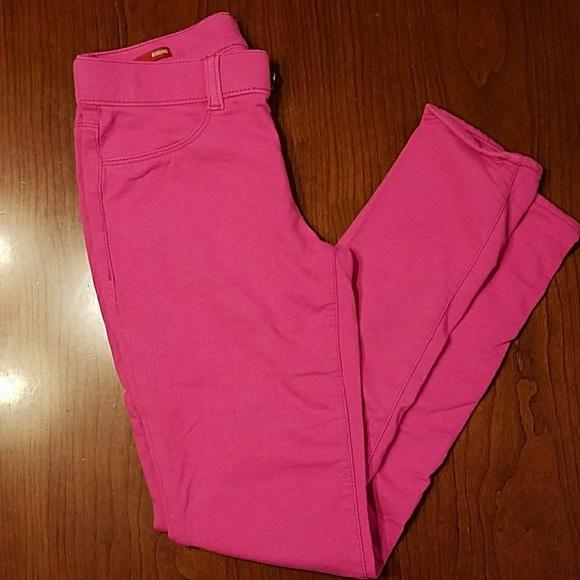 eb6d6754b76 Arizona Brand knit Jeggings Girls Size 10 Reg